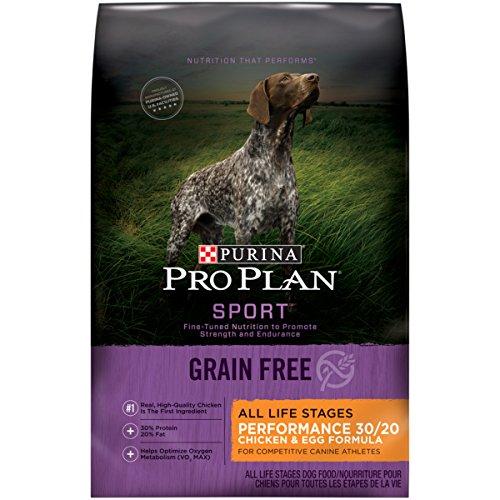 Purina Pro Plan Sport Performance 30/20 Salmon & Rice Formula Dry Dog Food - 33 Lb. Bag