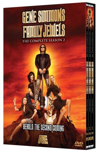 Gene Simmons Family Jewels - Complete Season Two (Family Jewels 5 Season)
