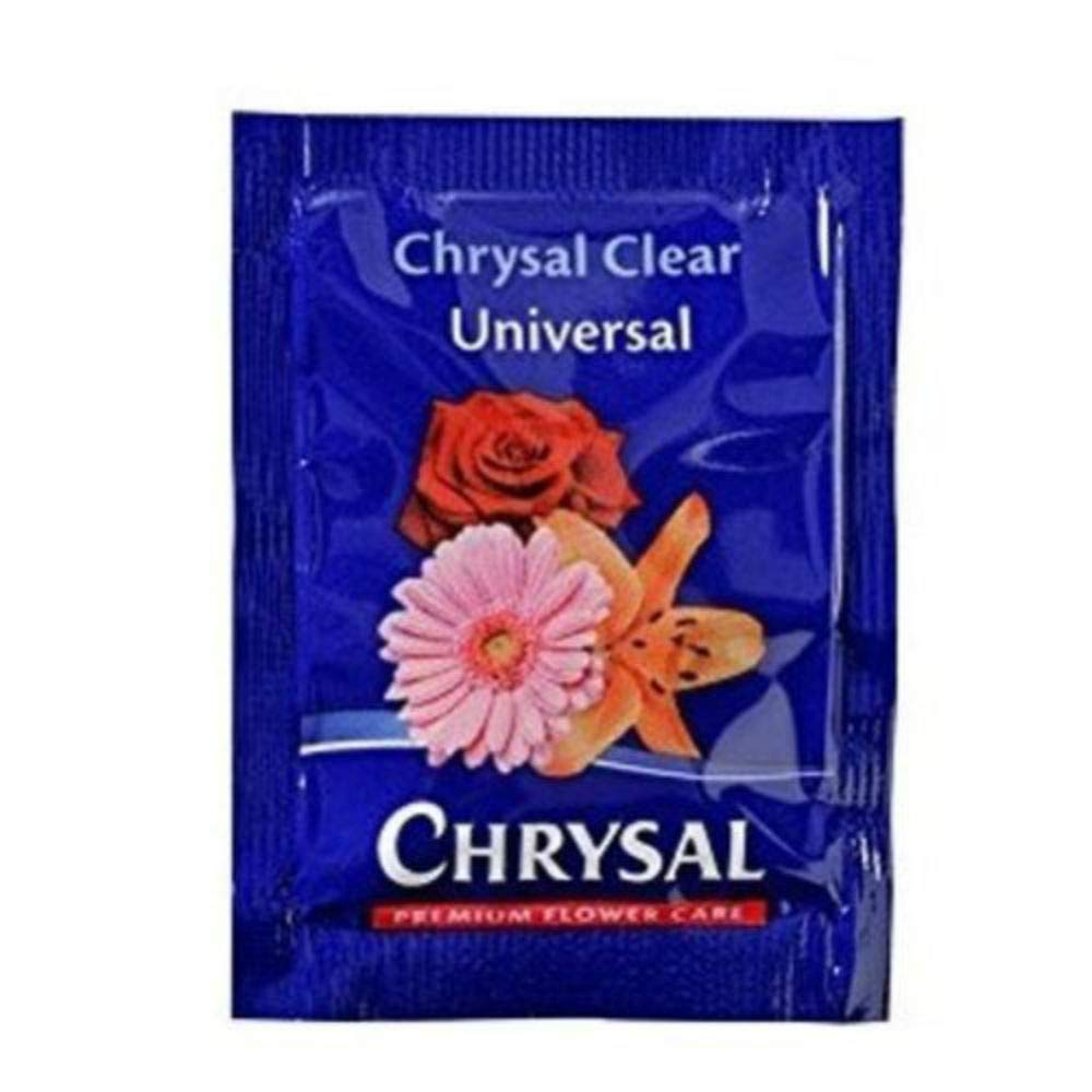 Chrysal Flower Food -100 Packets