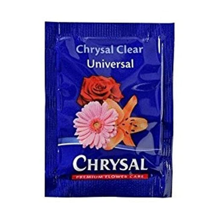 Top 8 Chrysal Flower Food Packets