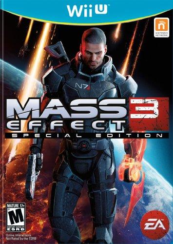 Price comparison product image Mass Effect 3 - Nintendo Wii U