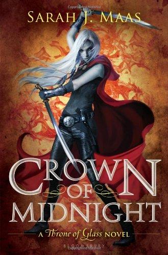 """Crown of Midnight (Throne of Glass)"" av Sarah J. Maas"