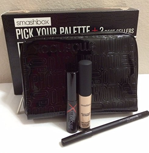 SMASHBOX Pick Your Palette+ 3 Best Sellers