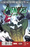 #7: AVENGERS ASSEMBLE (2012) #22 FN/VF INHUMANITY TIE-IN MARVEL NOW!