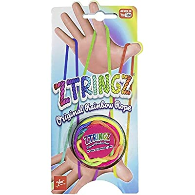 ZTringz 4752 String Game Finger Game Skill Game Multicoloured: Toys & Games