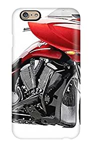New Snap-on Jason R. Kraus Skin Case Cover Compatible With Iphone 6- Victory Motorcycles