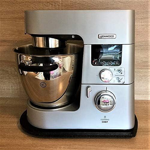 Multigleiter® Granit Nero Assoluto - Tabla deslizante para robot de cocina Kenwood: Amazon.es: Hogar