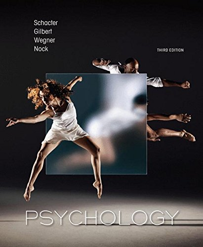 Psychology -  Schacter, Daniel L., Hardcover