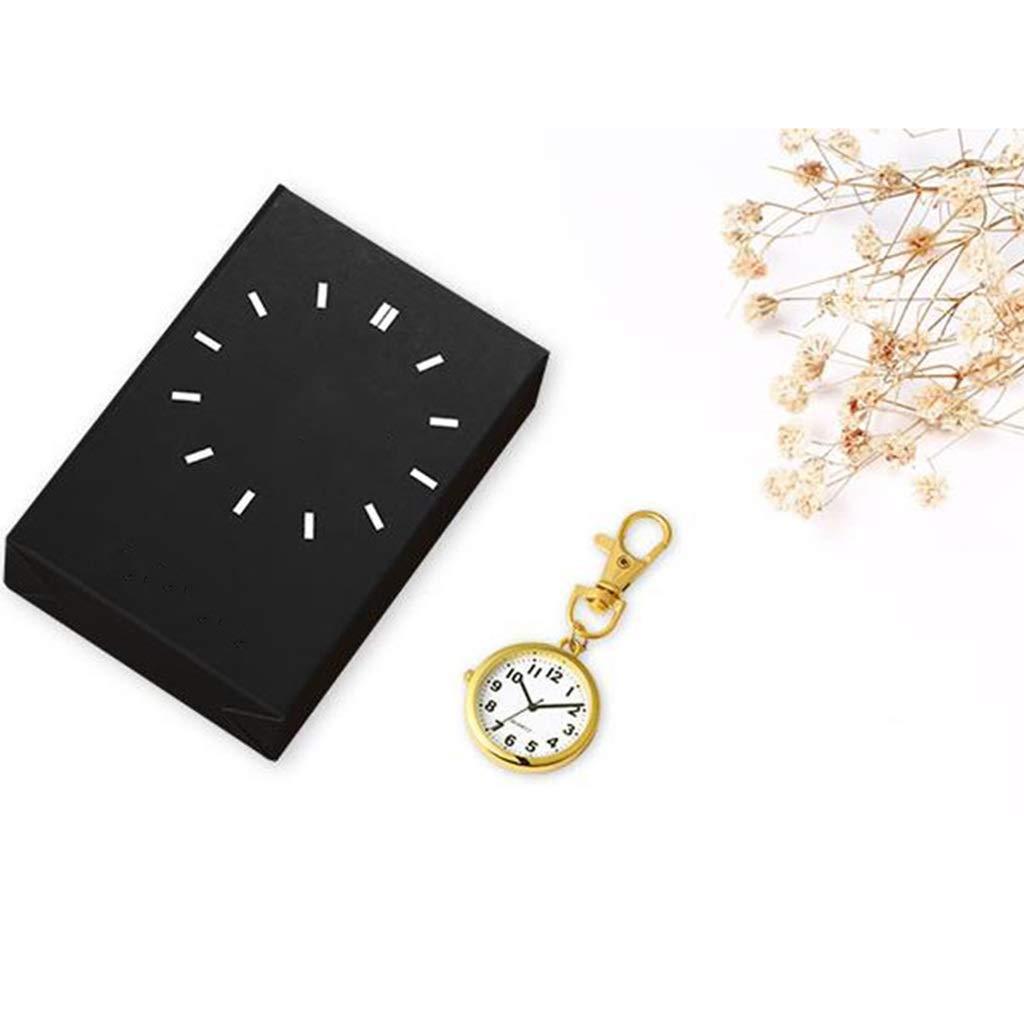 ACZZ Enfermera reloj de bolsillo, elegante y minimalista ...