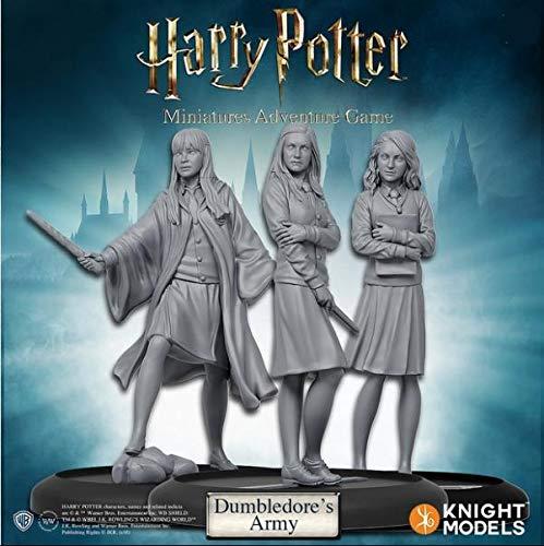Adventures Miniatures - Dumbledores Army Exp Harry Potter Miniatures Adventure Game