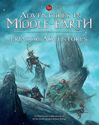 Adventures in Middle Earth Eriador Adven