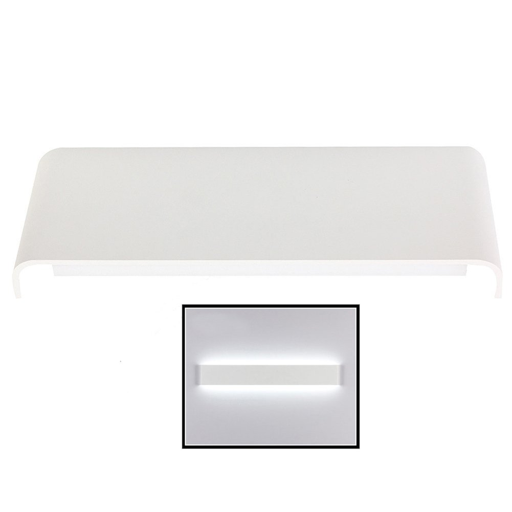 LEDIARY Super Bright 30W LED Wall Lamp White Vanity Picture Front Lamp,91CM,150-LED 2835 SMD,Cool White