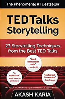Talk Like TED: The 9 Public-Speaking Secrets of the World's