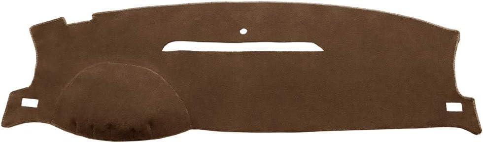 Chevrolet Tahoe 2007-2014 Carpet Dash Board Cover Mat Dark Brown