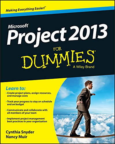 Download Project 2013 For Dummies Pdf