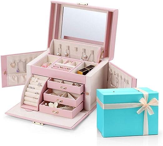 Caja Joyas, Estuche De Joyas Storage Case Jewellery Box Joyería ...