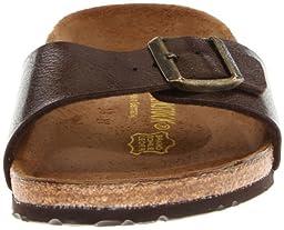 Birkenstock Women\'s Madrid Fashion Sandals, Toffee Synthetic, 42 N