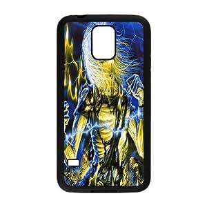 Samsung Galaxy S5 Cell Phone Case Black Iron Maiden cns