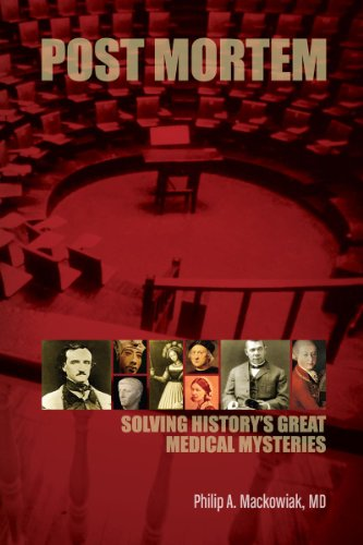 Post Mortem: Solving History's Great Medical Mysteries Pdf