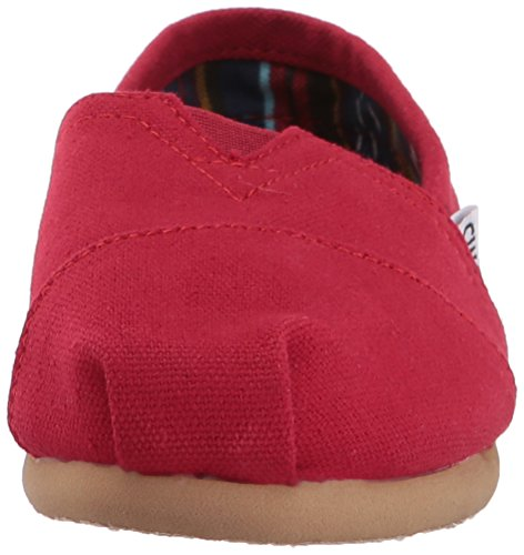 Classics Alpargatas Red Rojo Toms mujer 0 para PFwdRaBq