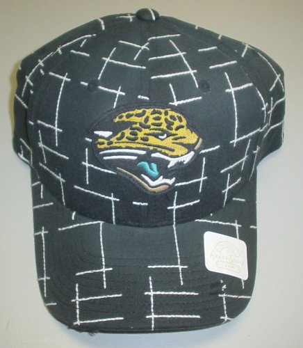 Jacksonville Jaguars Authentic Retro Sport Reebok Flex Hat Size ()