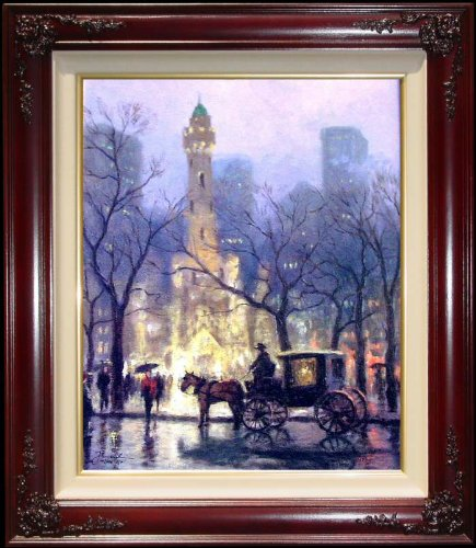 The Water Tower, Chicago by Thomas Kinkade 20