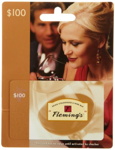 Fleming's Gift Card $100