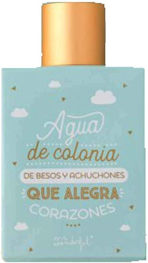 Mr Wonderful - Agua de colonia - alegra corazones: Amazon.es: Salud y cuidado personal