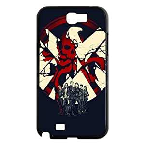 Agents of S.H.I.E.L.D HILDA8014722 Phone Back Case Customized Art Print Design Hard Shell Protection Samsung Galaxy Note 2 N7100