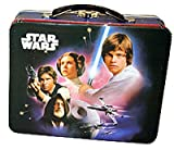 Star Wars Episode IV A New Hope Tin tote Lunchbox
