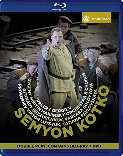 Prokofiev: Semyon Kotko [Blu-Ray + DVD] (With DVD, 2PC)
