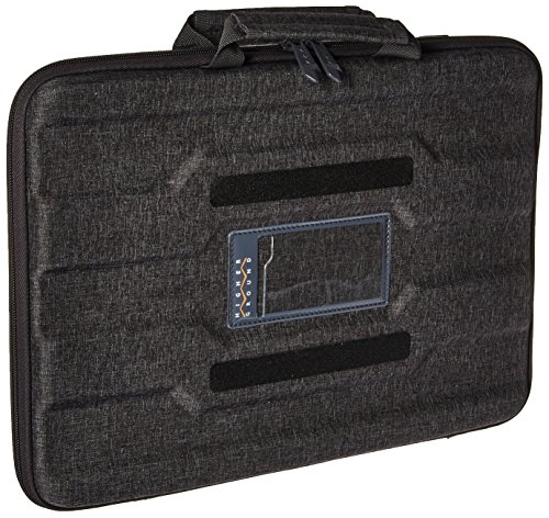 - Higher Ground Shuttle 3.0 Carrying Case for 14 Notebook - Gray