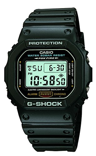 G-SHOCK Basic DW-5600E-1