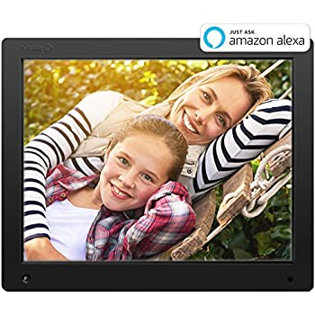 Amazon.com : Nixplay Edge 8-Inch Wi-Fi Cloud Digital Photo