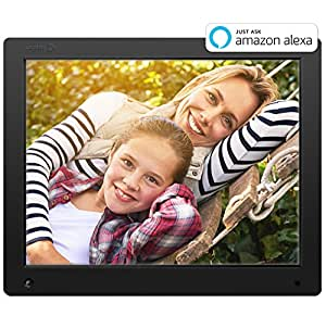 Amazon nixplay original 15 inch wifi cloud digital photo frame nixplay original 15 inch wifi cloud digital photo frame iphone android app email solutioingenieria Images