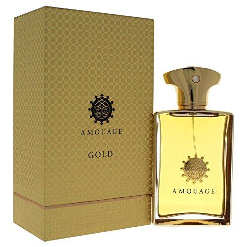 AMOUAGE Gold Man's Eau de Parfum Spray, 3.4 Fl Oz