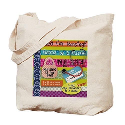 学校に授乳Headed – コットンキャンバスショッピングバッグ、トートバッグバッグDesigned by leiacikl22 B078S5ZT8S