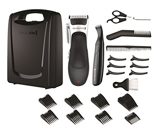 Remington HC366 Stylist Hair Clipper Set (Hair Clipper, Detail Trimmer,...