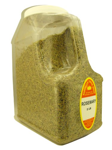 ROSEMARY 2 LB. RESTAURANT SIZE JUG by Marshall's Creek Spices