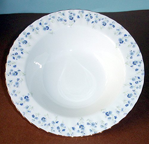 [Royal Albert Memory Lane Rim Soup Bowl NEW] (Royal Albert Bone China Memory Lane)