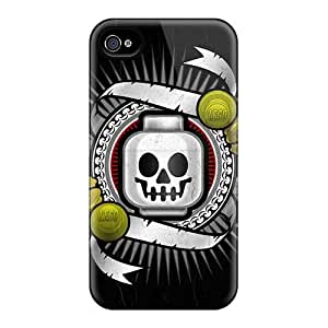 Shock Absorption Hard Phone Covers For Iphone 4/4s (Qjf2489VyTp) Customized Realistic Bon Jovi Series