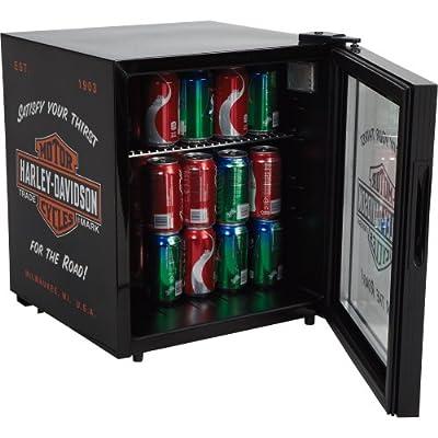 Harley-Davidson Nostalgic Bar & Shield Beverage Cooler - Black