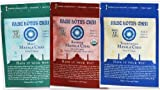 Blue Lotus Masala Chai - Sampler Pack of 3 (17 cups each)