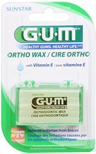 - Butler Sunstar G-U-M Orthodontic Wax