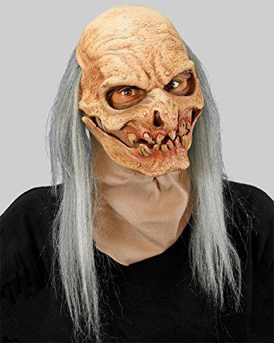 Loftus International Grave Digger Moving Mouth Mask Novelty Item -