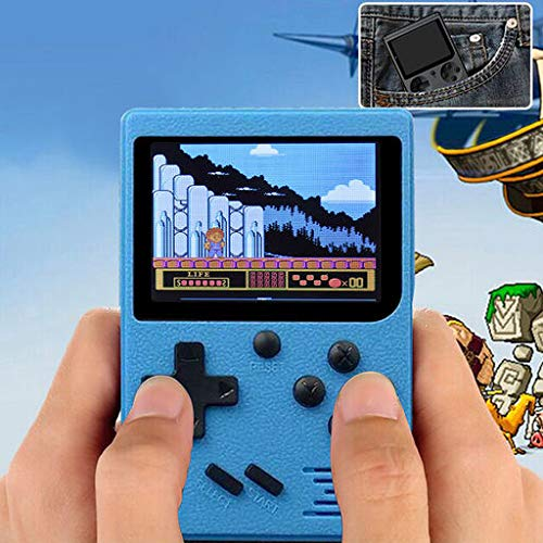 Christmas Best Smartphone!!Kacowpper Retro Mini Handheld Video Game Console Gameboy Built-in 400 Classic Games