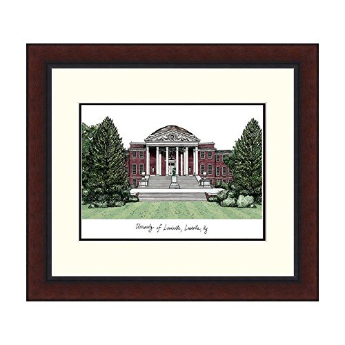 Campus Images NCAA University of Louisville Alumus Legacy Frame by Campus Images