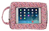 My Doodles Child Friendly Universal Cushioned Tablet Stand Holder Compatible with 7-8 inch Tablets - Owl