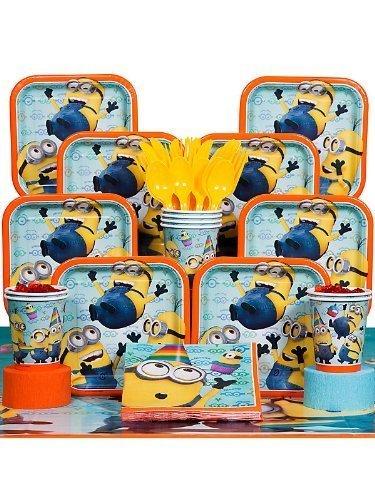 Decoraciones Para Fiestas Infantiles De Cumpleaños Tematicas Minions Mi Villano Favorito