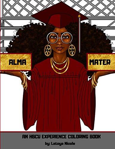 Alma Mater: An HBCU Experience Coloring Book